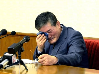 North Korea Sentences U.S. Citizen Kim Dong Chul to 10 Years of Hard Labor