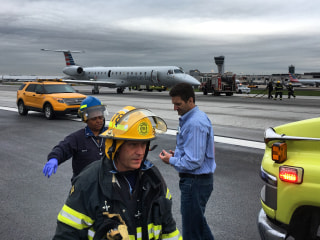 Flights Grounded at Philadelphia Airport After Plane Makes Emergency Landing