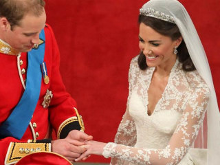 Prince William, Duchess Kate Celebrate 5th Wedding Anniversary