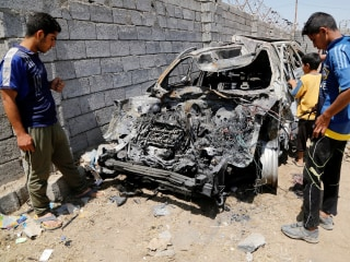 ISIS Claims Deadly Truck Bombing in Iraq Marketplace: Report