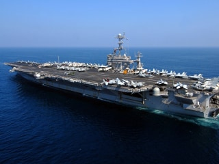 China Denies Hong Kong Visit Request by U.S. Carrier Group: Pentagon
