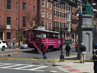 Duck Boat Crash in Boston Kills Woman on Scooter, Injures Passenger
