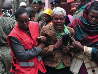 Nairobi, Kenya, Building Collapse Leaves at Least 12 Dead, More Than 130 Injured