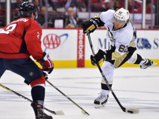 Stanley Cup: Penguins Defeat Capitals and Tie Series, 1-1