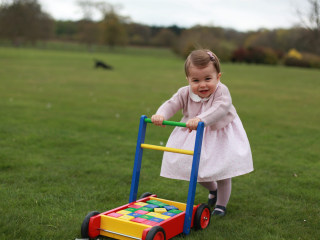 Princess Charlotte Turns 1! See Her Year in Photos