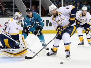 Stanley Cup: Pavelski Lifts Sharks Past Predators, Earn 2-0 Lead