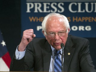 Sanders Insists He Can Still Win the Democratic Nomination