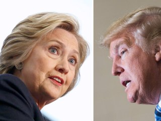 First Read: Whose Poll Numbers Are Worse - Trump's or Clinton's?