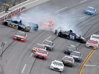 Should NASCAR find ways to make restrictor-plate racing safer?