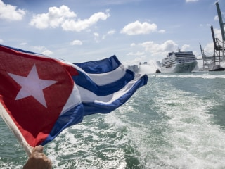 TODAY: Aboard the First US Cruise to Cuba in 50 Years