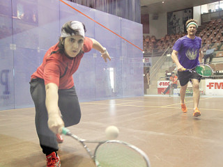 Maria Toorpakai Defied the Taliban to Become a Squash Champion