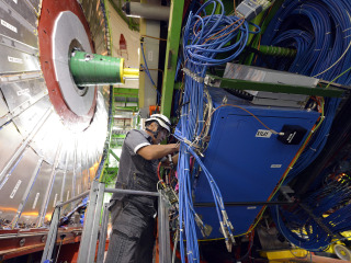 Possible New Particle Creates Buzz as CERN Revs Up