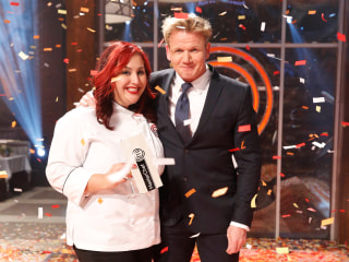 Claudia Sandoval Credits Her 'Nouveau' Mexican Cuisine with MasterChef Win