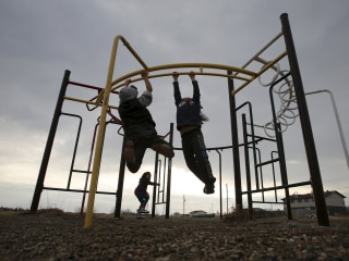 Trauma on the Monkey Bars? Playground Concussions Are on the Rise, Study Says