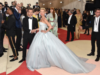 Celebs Glam It Up at Met Gala