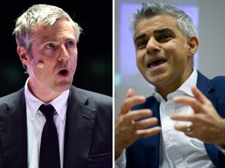 London Poised to Elect Muslim Mayor After 'Nasty' Campaign