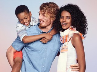 Old Navy Ad with Interracial Couple Prompts Social Media Outrage — and Support
