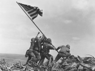 Marines Investigating Possible Historic Snafu With Famous Iwo Jima Photo