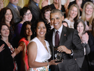 Connecticut High School Teacher Earns Top Education Honor From President Obama