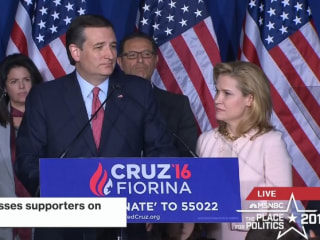 Ted Cruz Ends 2016 Presidential Campaign