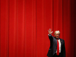 Trump Wrapped Up the GOP Nomination on the Cheap