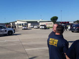 Several Injured in Shooting at Knight Transportation Building in Katy, Texas