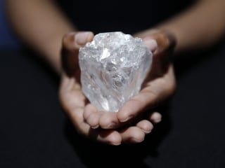World's Second-Largest Diamond Fails to Sell at Auction