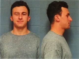 NFL Badboy Johnny Manziel Booked in Misdemeanor Assault Case