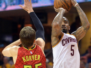 Cavs Set Single Game 3-Point Record in Win Over Hawks