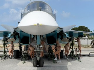 Syria's Civil War: Go Inside Russia's Base in Latakia