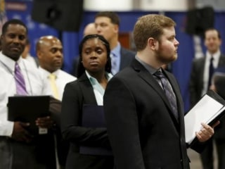 Jobless Claims Rise; Planned Layoffs Surge