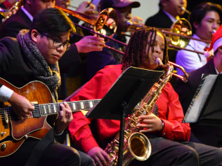 San Diego Students Compete in 'Essentially Ellington' Jazz Competition
