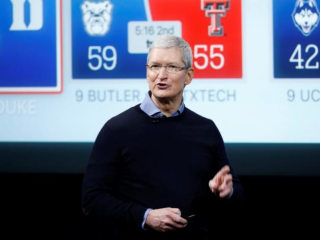 Apple's Tim Cook 'to Visit China for Govt Meetings'