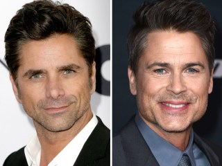 John Stamos Gets Mistaken for Rob Lowe on Vacation