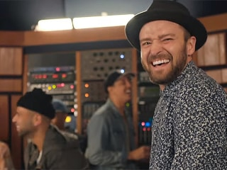 Timberlake Releases First New Song in 3 Years with Star-Studded Video