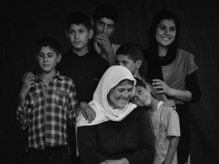 Widowed by ISIS: Yazidi Women Find Strength in Motherhood