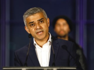 Sadiq Khan Elected London Mayor, First Muslim to Lead UK Capital