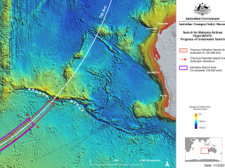 MH370 Ocean Search 'Severely Impacted' By Poor Weather, ATSB Warns