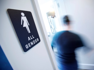 DOJ Files Lawsuit Challenging North Carolina Bathroom Law