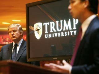 Trump Goes After 'Mexican' Judge in 'Trump University' Case
