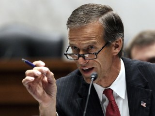 Thune on VP Chatter: 'I Know Nothing'