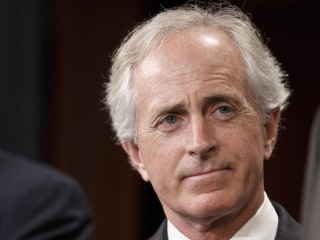 Republican Senator Corker Says Trump Hasn't Shown Stability, Competence