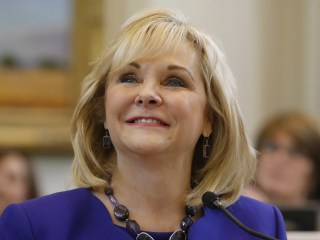 Fallin Allies Say 'Softer Touch' Would Complement Trump Bid