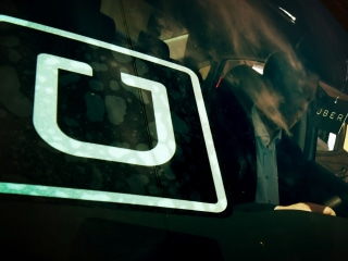 Uber Software Tracks Drivers for High Speed, Sudden Stops