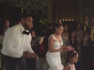 NFL's Devon Still Weds After Daughter Leah's Cancer Fight