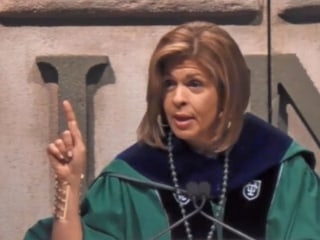 10 Lessons From Hoda's Tulane Commencement Speech