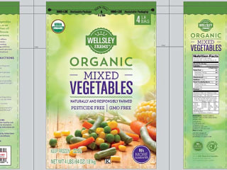 Massive Frozen Foods Recall Involves Millions of Packages