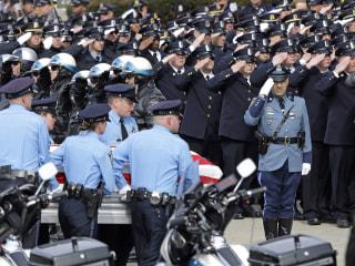 Number of Police Officer Killings Drops, Reversing 2014 Spike, FBI Data Shows
