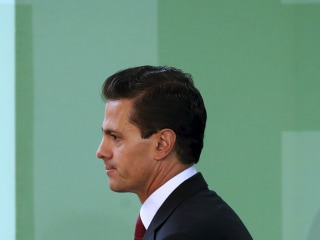 Mexico President Proposes Legalizing Same-Sex Marriage