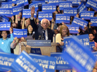 First Read: A Defiant Sanders Threatens Democratic Unity